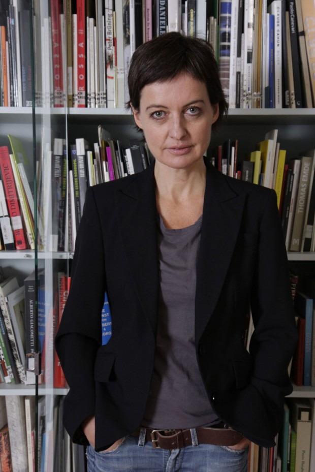 The curator of the 6th Berlin Biennale for Contemporary Art