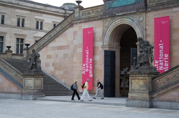 Alte Nationalgalerie / Old National Gallery